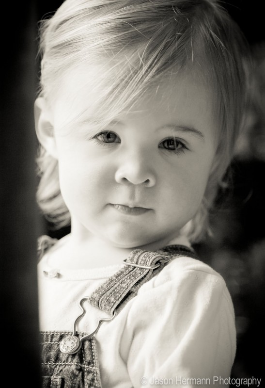 Layla @ ~ 16 Months - Window Light