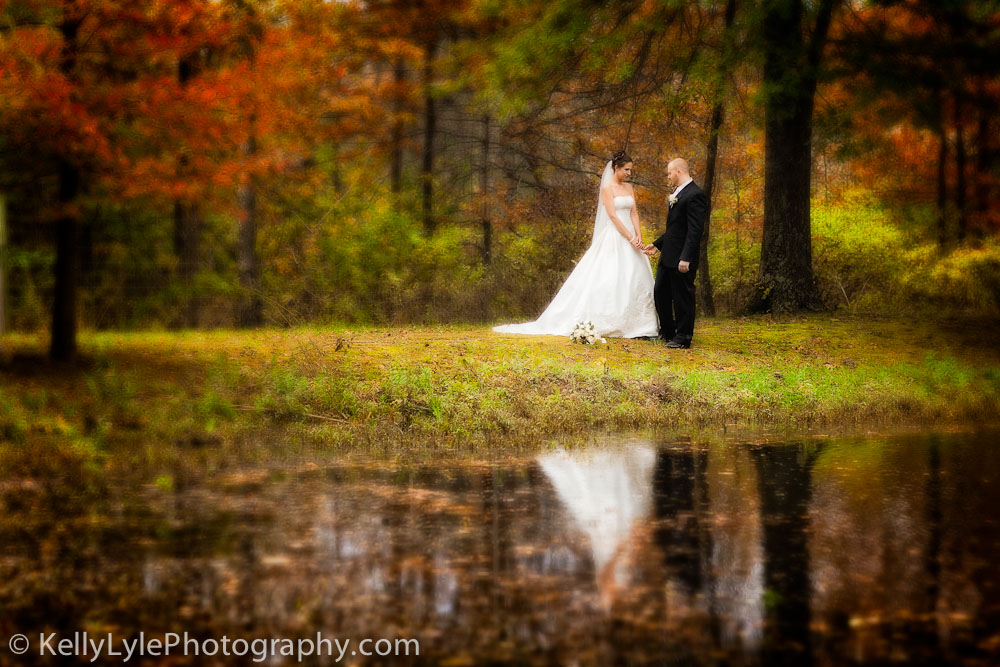 Michele and I Got Married - Oct 15th 2011