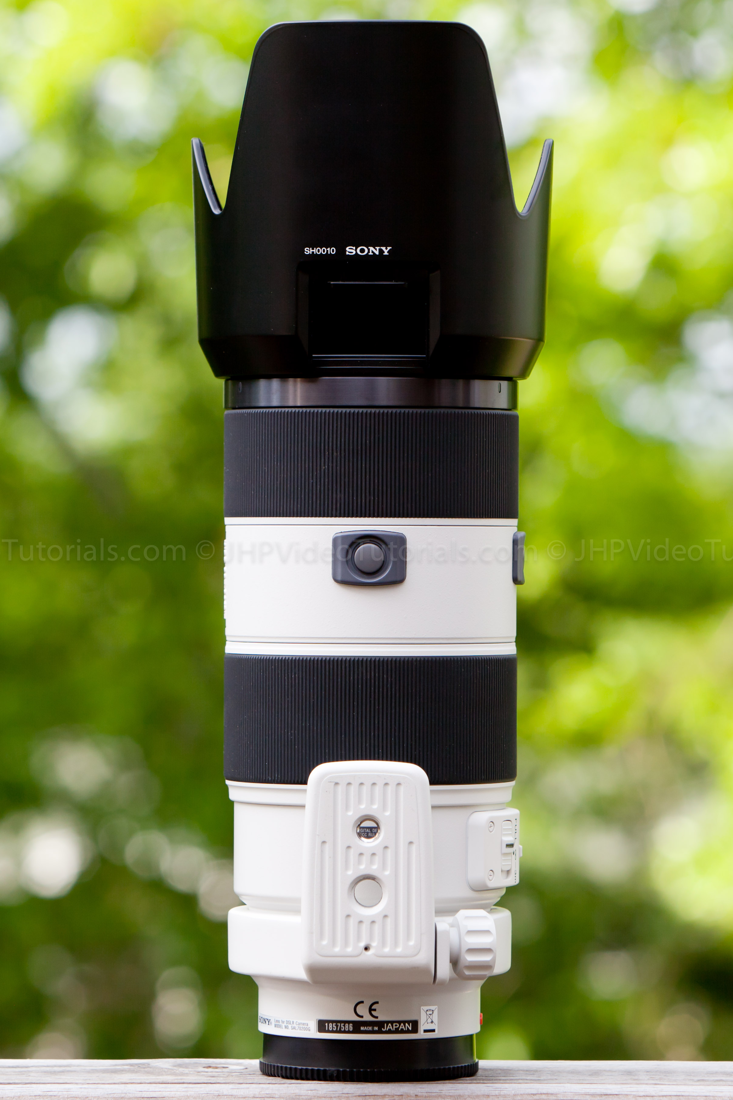 Sony 70-200mm f/2.8 APO G(D) SSM Lens
