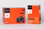 Sony Alpha 35, Sony SAL-1680Z 16-80mm f/3.5-4.5 Carl Zeiss Lens