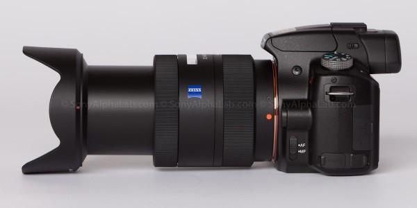 Sony Alpha 35, Sony SAL-1680Z Carl Zeiss 16-80mm f/3.5-4.5  Lens
