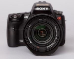 Sony Alpha 35, Sony SAL-1680Z Carl Zeiss 16-80mm f/3.5-4.5 Lens
