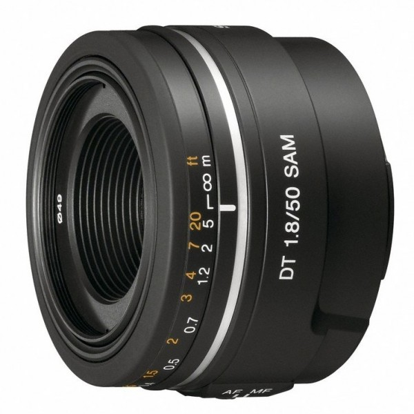 Sony 50mm f/1.8 E-mount