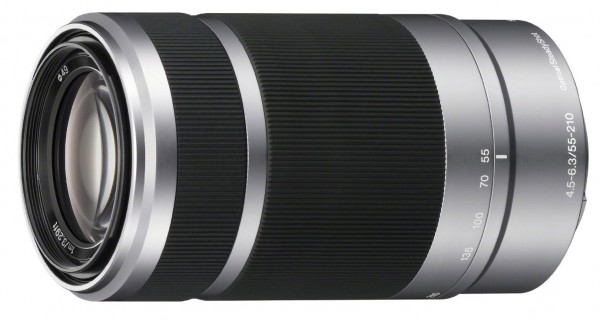 Sony 55-210mm f/4.5-6.3 E-Mount