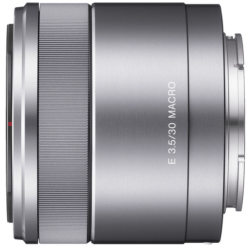 Sony Nex- 30mm f/3.5 Macro