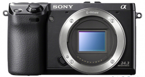Sony Nex-7 Front (Body Only)