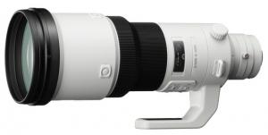 Sony SAL500F40G 500mm f/4.0 Super Telephoto Lens