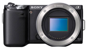 Sony Nex-5n - Body Only
