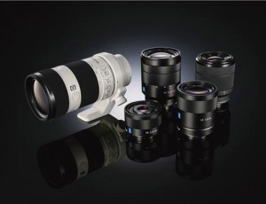 Sony-FF-E-mount-lens