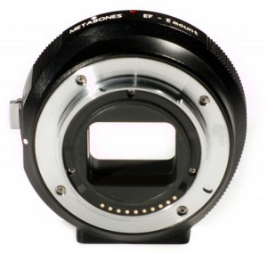 Canon EF Lens to Sony NEX Smart Adapter