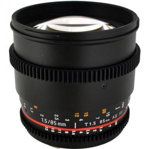 Rokinon 85mm T1.5 Cine Lens