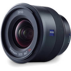 Zeiss Batis 25mm f/2 Lens