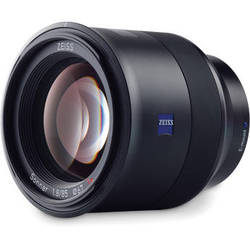 Zeiss Batis 85mm f/1.8 Lens