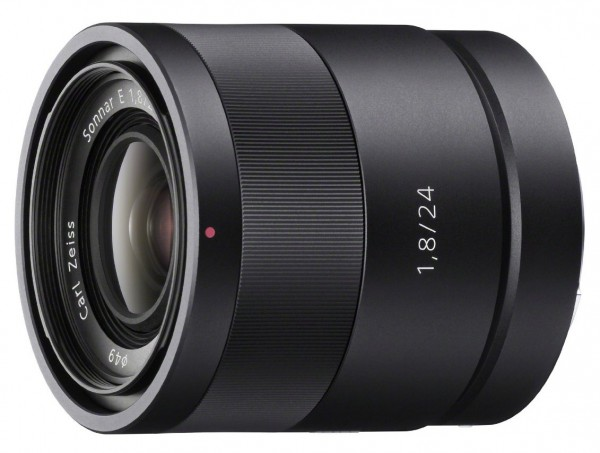 Zeiss 24mm f/1.8 E-Mount Lens