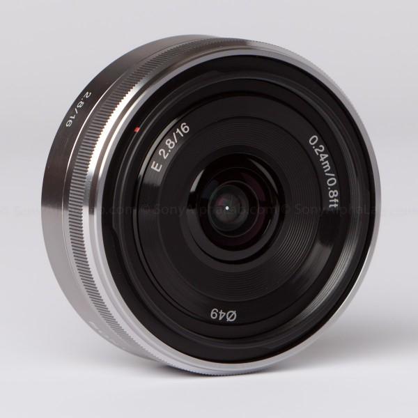 Sony 16mm f/2.8 Lens