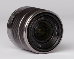 Sony 18-55mm f/3.5-5.6 Zoom Lens, E-Mount