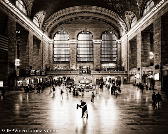 Action - Grand Central Station