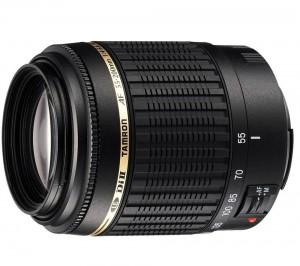 Tamron AF 55-200mm f/4-5.6 Di-II LD Lens