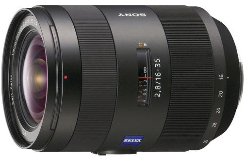Carl Zeiss® 16-35mm f/2.8 Zoom Lens