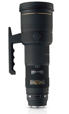 Sigma 500mm f/4.5 EX DG APO Autofocus Lens
