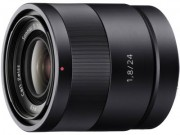 Carl Zeiss® 24mm f/1.8 Lens - E-mount