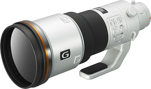Sony A-Mount 500mm f/4 G Lens