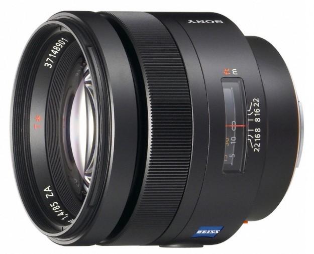 Sony SAL-85F14Z Telephoto 85mm f/1.4 Carl Zeiss Planar T* Autofocus Lens