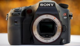Sony A77, slt-a77 - Body Only