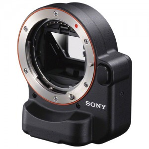 Sony A-Mount Lens to NEX Camera Mount Adapter