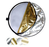 Impact 5-in-1 Collapsible Reflector Disc