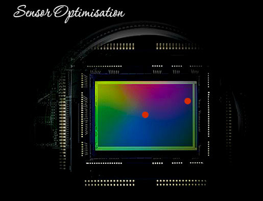 Fuji x100 Sensor Optimization