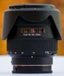Sony 16-50mm f/2.8 ssm lens