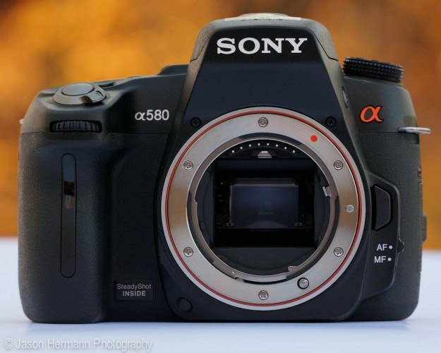 A580 - Camera Body