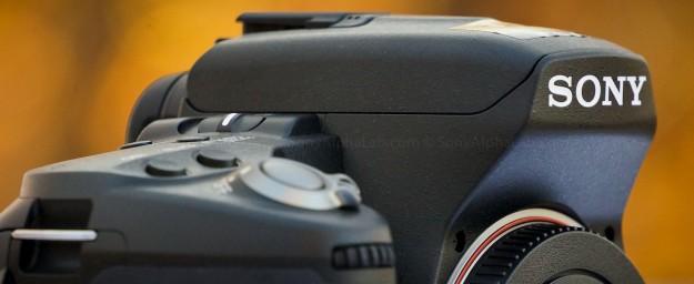 Sony Alpha 580, SLT-A580