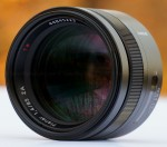 85mm f/1.4 Carl Zeiss lens