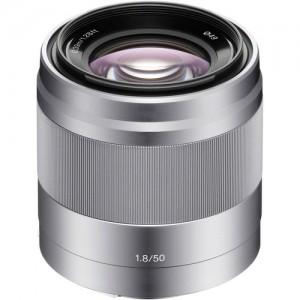 50mm f/1.8 Telephoto Lens