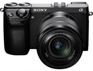 Nex-7 w/ Black 18-55mm kit lens