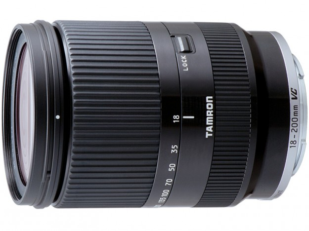 Tamron 18-200mm F/3.5-6.3 Di III VC - Black - E-Mount