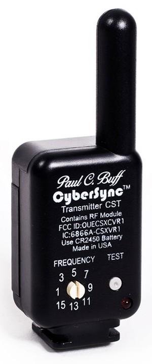 CyberSync™ Trigger Transmitter