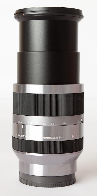 Sony 18-200mm f/3.5-6.3 OS Lens