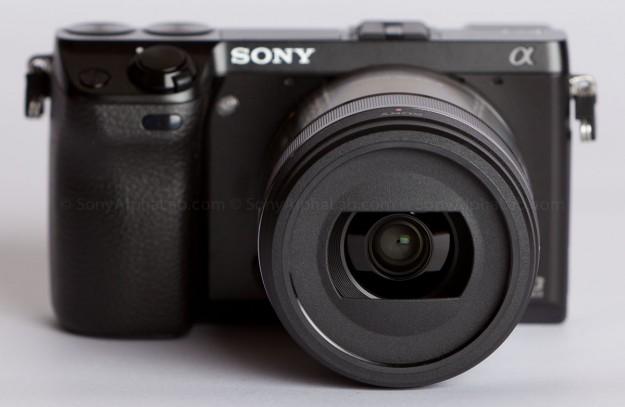 Nex-7 w/ Sony 30mm f/3.5 Macro Lens - Front