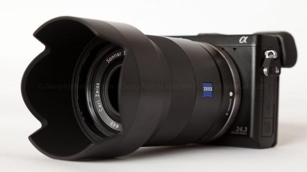 Sony Nex-7 w/ 24mm f/1.8 E-Mount Carl Zeiss Sonnar Lens
