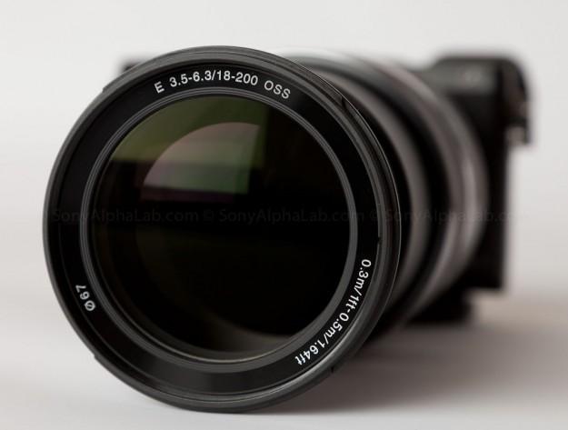 Sony Nex-7 w/ 18-200mm f/3.5-6.3 OS Lens