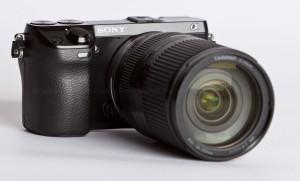 Nex-7 w/ Tamron E-Mount 18-200mm VC III Lens @ 18mm