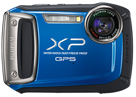 XP-150 - Front in Blue