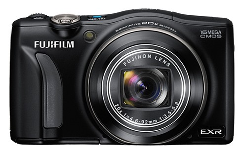 Fujifilm F770 EXR - Front