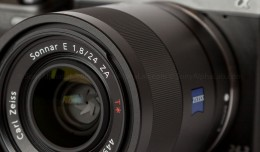 Sony Nex-7 w/ 24mm f/1.8 E-Mount Carl Zeiss Sonnar Lens