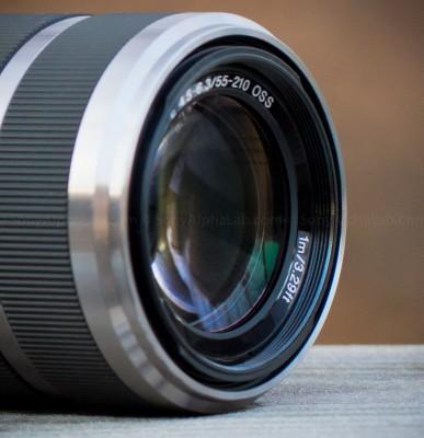 Sony Nex-5n w/ 55-210mm F4.5-6.3 Lens