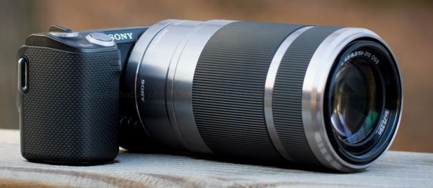 Sony Nex-5n w/ 55-210mm F4.5-6.3 OSS Lens