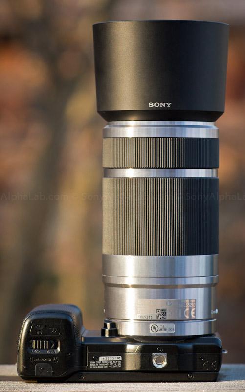 Sony SEL55210 55-210mm F4.5-6.3 Lens